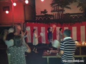 盆踊り25.8.13 ③
