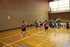 県小学生大会2日目25.8.25 ①