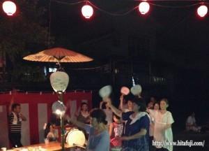 盆踊り25.8.13 ⑤