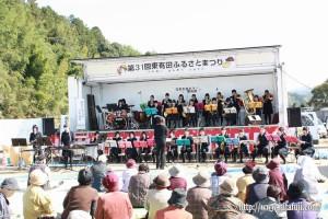 昨年の東有田ふるさとまつり24.11.18 ①