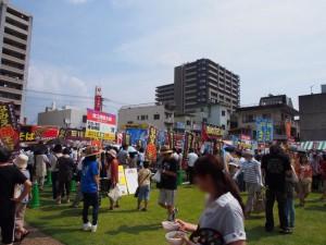 九州B-1グルメグランプリin日田③