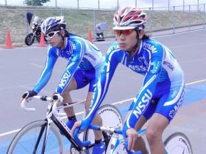 自転車競技②