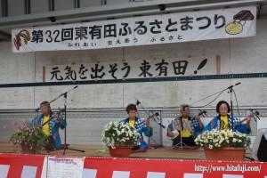 東有田ふるさとまつり25.11.17 三味線クラブ