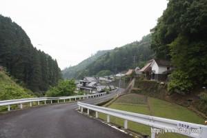 日の本町姫椿地区