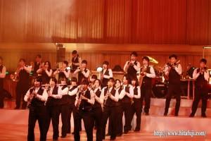 第5回藤蔭高校吹奏楽部演奏会25.12.22⑥
