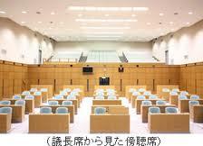 大分県議会議場②