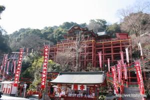 祐徳稲荷神社お参り26.1.29