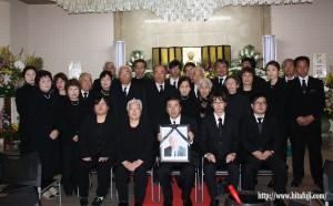 菅田三郎氏葬式親族26.2.14