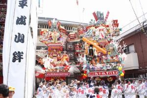 日田祇園祭①