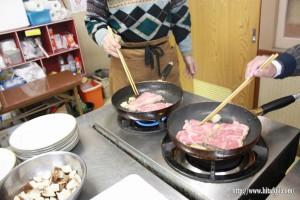 男の料理教室26,3,11 ④