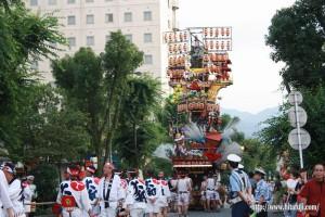 日田祇園祭③