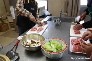 男の料理教室26,3,11 ③