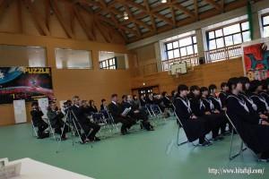 東有田中学校卒業式26.3.7 ③