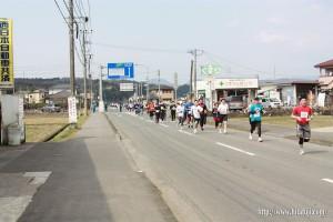 ひなまつり健康マラソン大会26.3.9 ②