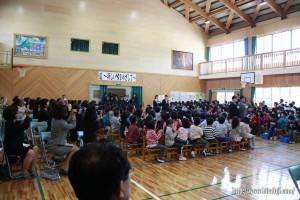 有田小卒業式26.3.24③