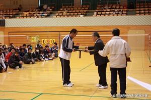 日田リーグ26.3.16 開会式カップ返還①
