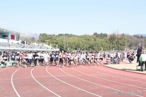 ひなまつり健康マラソン大会23.3.13 ①