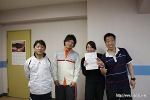 日田リーグ26.3.16 1部優勝日田クラブ