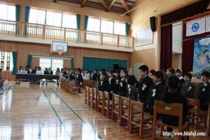有田小入学式26.4.10 ②