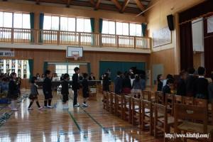 有田小入学式26.4.10 ①