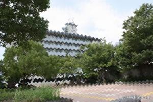 歪んだ日田市役所①