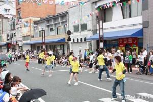 観光祭どんたくカーニバル芸能隊①16.5.25