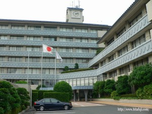 日田市役所①26.7.28