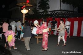 盆踊り・夏祭り①26.8.13