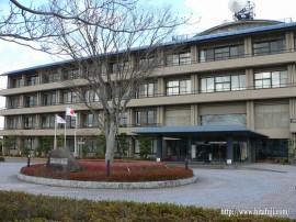 県総合庁舎