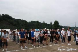東有田体育祭開会式②