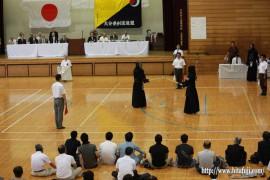 剣道会場日田対佐伯② 26.9.14
