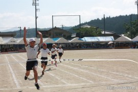 有田小学校運動会①26.9.28