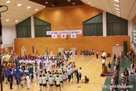 県体総合開会式①26.9.13