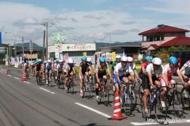 県体自転車競技大分市優勝