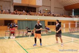 40歳代男子ダブルス蒲池・横澤組26.9.7