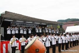 藤蔭高校吹奏楽部演奏①