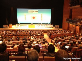 2年前の総選挙個人演説会