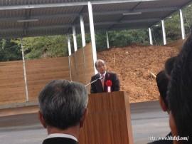 広瀬知事も来賓出席26.11.1