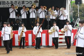 藤蔭高校吹奏楽部演奏⑨