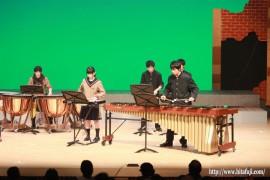 藤蔭高校吹奏楽部演奏会③26.12.21