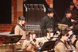 藤蔭高校吹奏楽部演奏会②26.12.21