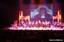 藤蔭高校吹奏楽部演奏会⑩26.12.21
