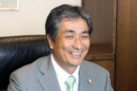 原田啓介市長②