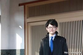 孫の翔太も成人式を迎える27.1.11