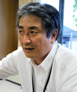 原田啓介氏