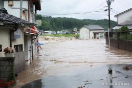 有田川氾濫③24.7.14