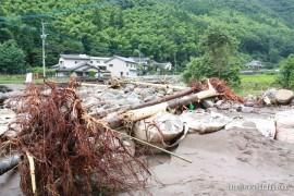 熊ノ尾川氾濫24.7.14