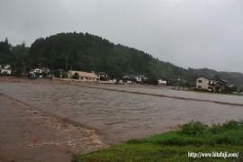 有田川氾濫①24.7.3