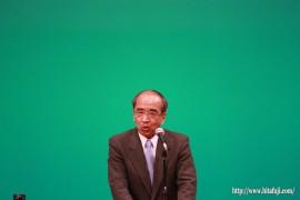 県政報告会27.3.18 広瀬知事