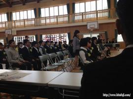 有田小学校卒業式27.3.24 ②